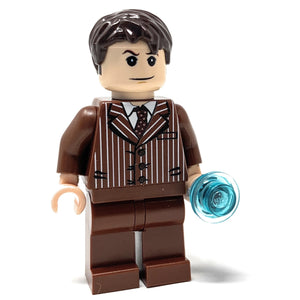 10th Doctor - Custom LEGO Doctor Who Minifigure