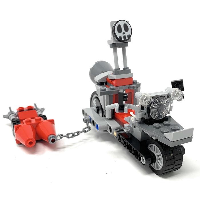 Unstoppable Motorbike - LEGO Minions Vehicle