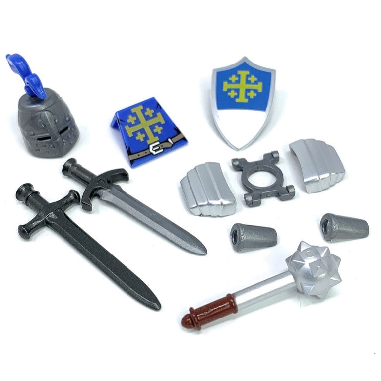 Sepulchre Knight Crusader Minifig Accessory Pack - BrickForge