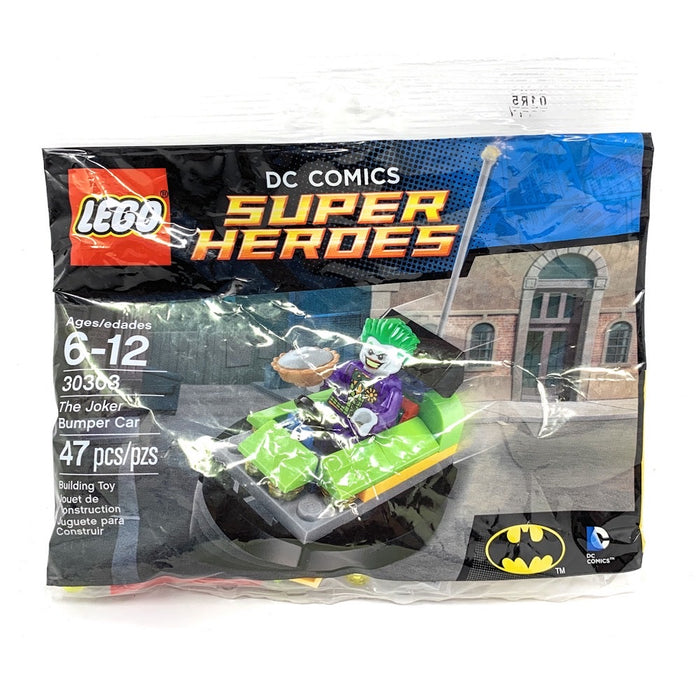 The Joker Bumper Car - LEGO DC Comics Polybag Set (30303)