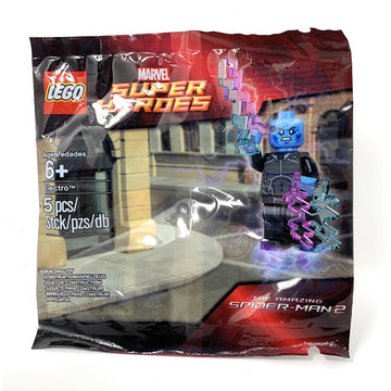 Electro (Amazing Spider) - LEGO Marvel Minifigure Polybag Set (5002125)