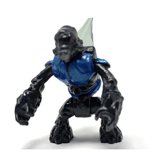 Covenant Grunt (Cobalt Unit) - Mega Construx Halo Micro Figure (2013) [LOOSE]