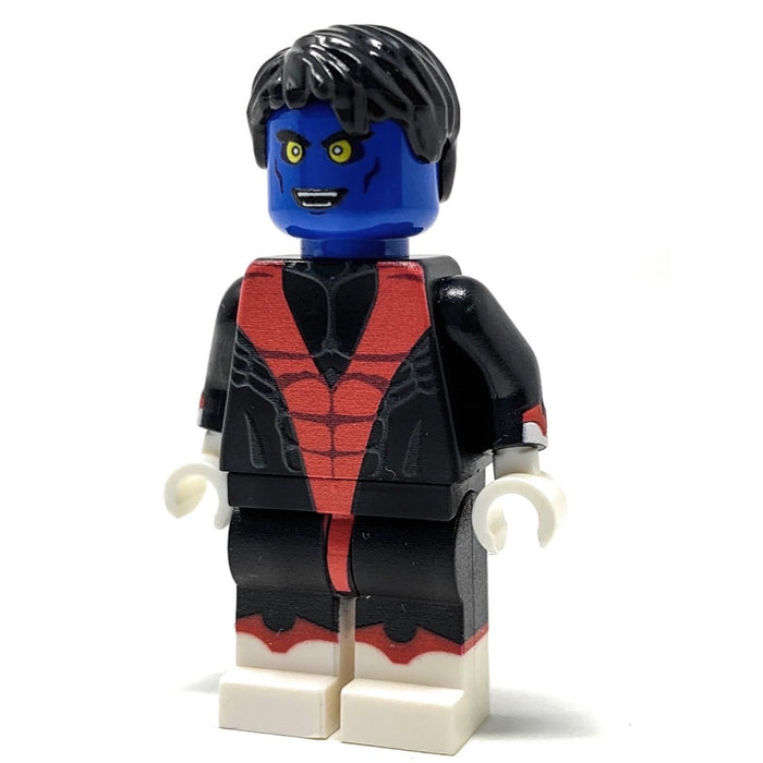 Nighcrawler - Custom LEGO Marvel Minifigure