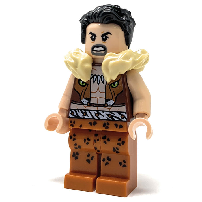 Kraven the Hunter - LEGO Marvel Minifigure (2016)