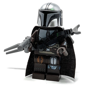 The Mandalorian - Custom LEGO Star Wars Minifigure