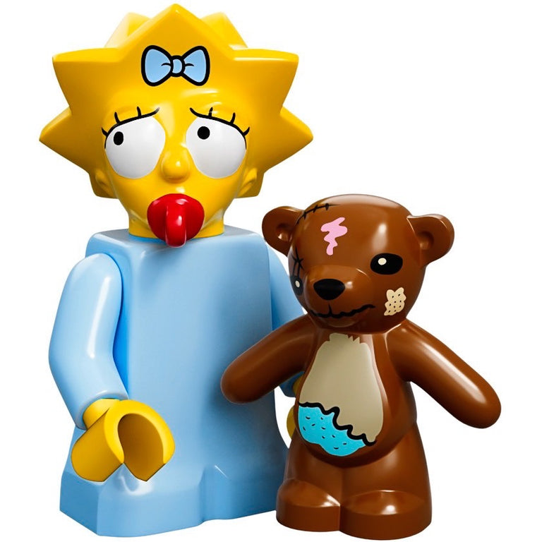 Maggie Simpson - LEGO Simpsons Collectible Minifigure (Series 1) (2014)