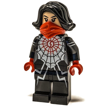 Silk (Cindy Moon) - Custom LEGO Marvel Minifigure