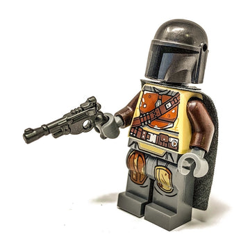 The Mandalorian (Din Djarin) - LEGO Star Wars Minifigure (2019)