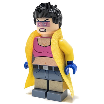 Jubilee - Custom LEGO Marvel Minifigure