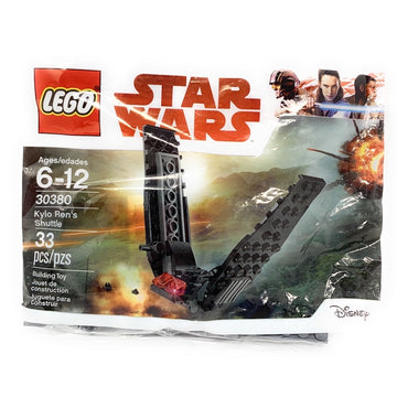Kylo Ren's Shuttle - LEGO Star Wars Polybag Set (30380)