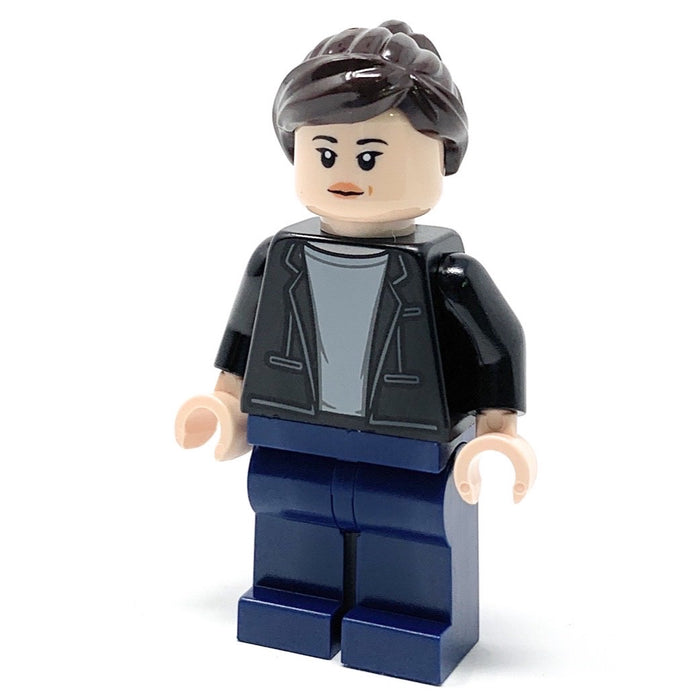 Maria Hill (Blue Jacket) - LEGO Marvel Spider-Man: Far From Home Minifigure