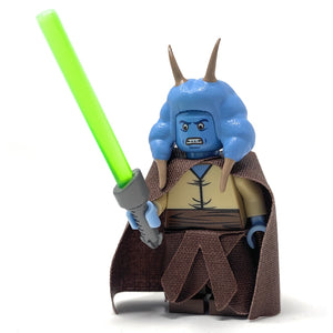 Chandrilla (Jedi) - Custom LEGO Star Wars Minifigure