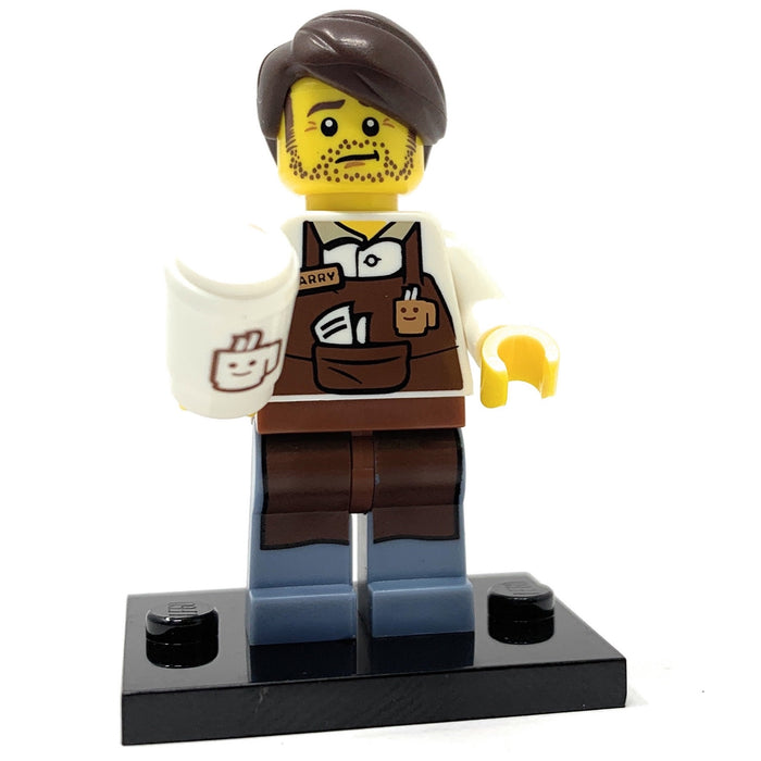 Larry the Barista - LEGO Movie Collectible Minifigure (2014)
