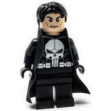 The Punisher - Custom LEGO Marvel Minifigure
