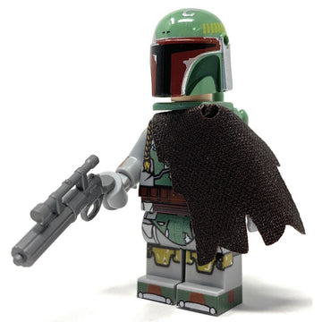 Boba Fett - Custom LEGO Star Wars Minifigure