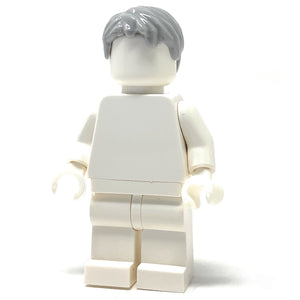 Hairpiece, Short Hair Tousled with Side Part - Official LEGO® Part