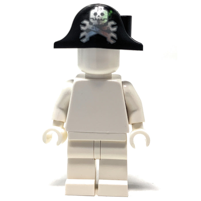 Pirate Hat / Bicorne (MetalBeard) - Official LEGO® Part
