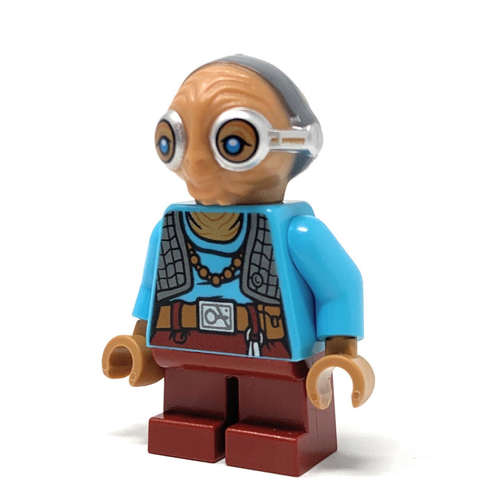 Maz Kanta (Episode 7) - LEGO Star Wars Minifigure (2016)