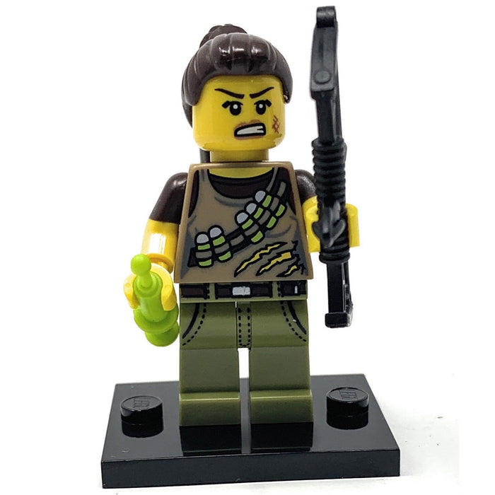 Dino Tracker - LEGO Series 12 Collectible Minifigure (2014)