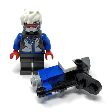 Soldier: 76 - LEGO Overwatch Minifigure (2019)