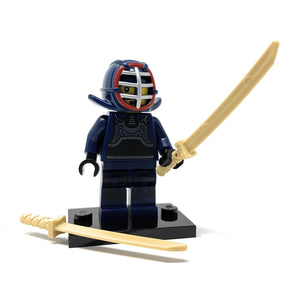 Kendo Fighter - LEGO Series 15 Collectible Minifigure (2016)
