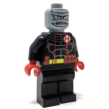 Hush - Custom LEGO DC Comics Minifigure