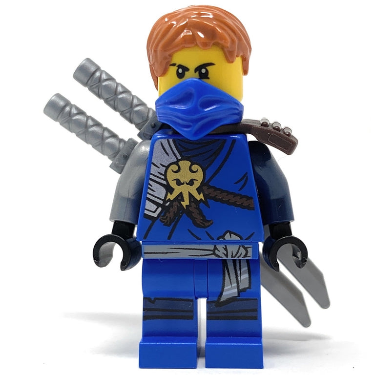 Jay (Day of the Departed, Honor Robe, Hair) - LEGO Ninjago Minifigure (2016)