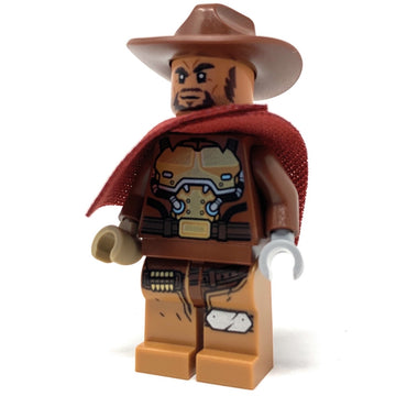 McCree - LEGO Overwatch Minifigure (2019)
