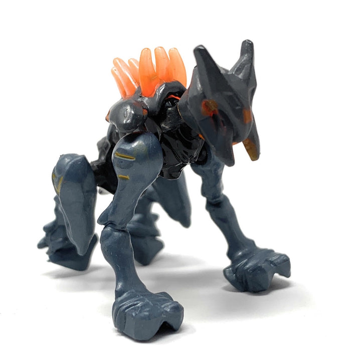 Promethean Alpha Crawler (Orange, Forerunner) - Mega Construx Halo Micro Figure (2013) [LOOSE]