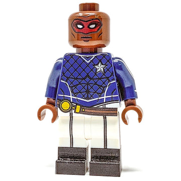 Patriot (Eli Bradley) - Custom LEGO Marvel Minifigure