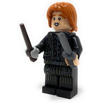 Peter Pettigrew (Black Suit) - LEGO Harry Potter Minifigure (2019)