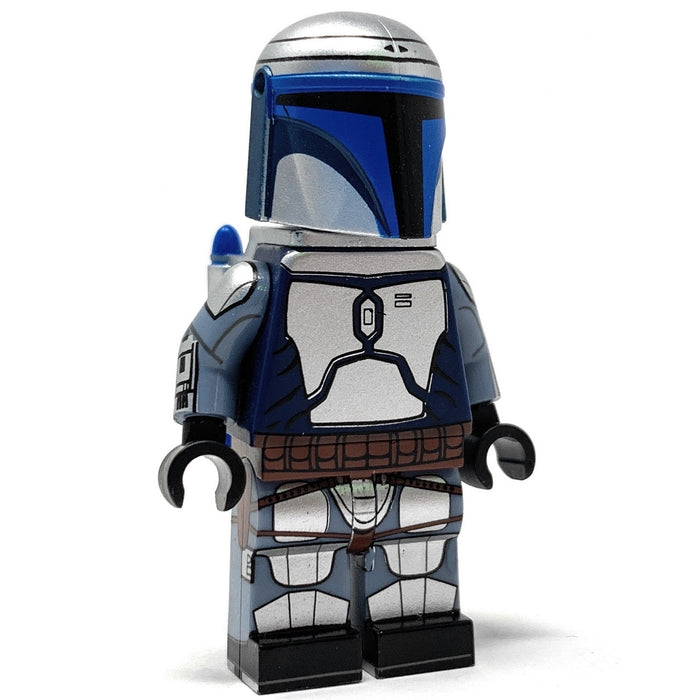 Mandalorian Senior - Custom LEGO Star Wars Minifigure (CAC)