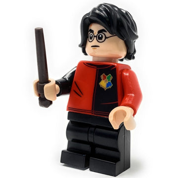 Harry Potter (Tournament Outfit) - LEGO Harry Potter Minifigure (2019)
