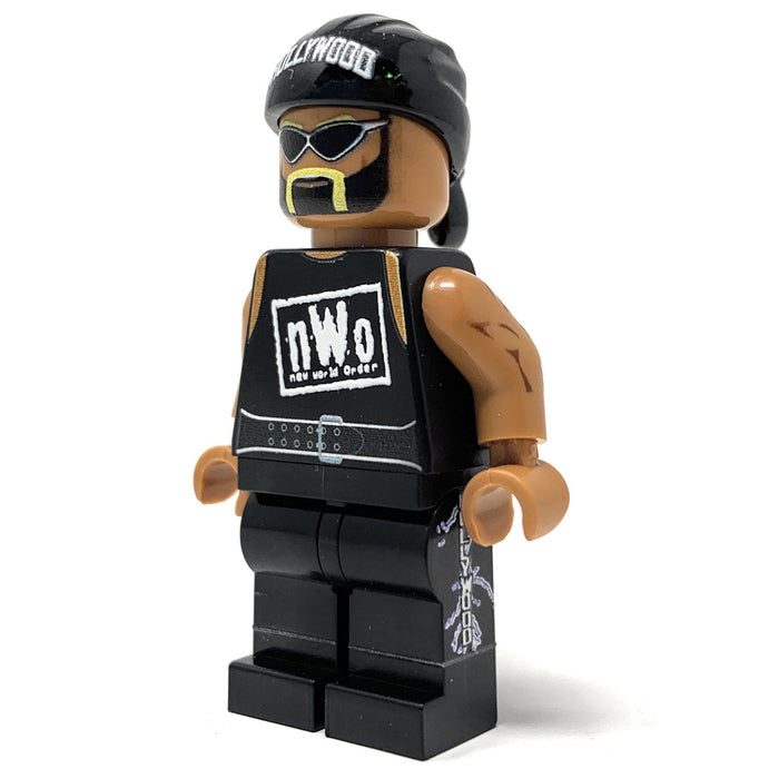 Hollywood Hogan - Custom LEGO Sports Minifigure