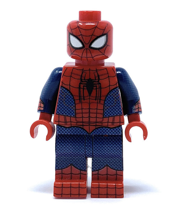 Arachnid Man - Custom LEGO Minifigure w/ Display Case