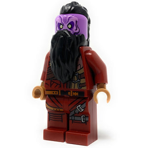Taserface (Guardians of Galaxy 2) - LEGO Marvel Minifigure (2017)