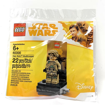 Han Solo as Mudtrooper - LEGO Star Wars Polybag Set (40300)