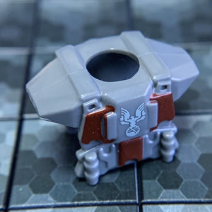 Eagle Shock Trooper Armored Vest - BrickForge Part for LEGO Minifigures