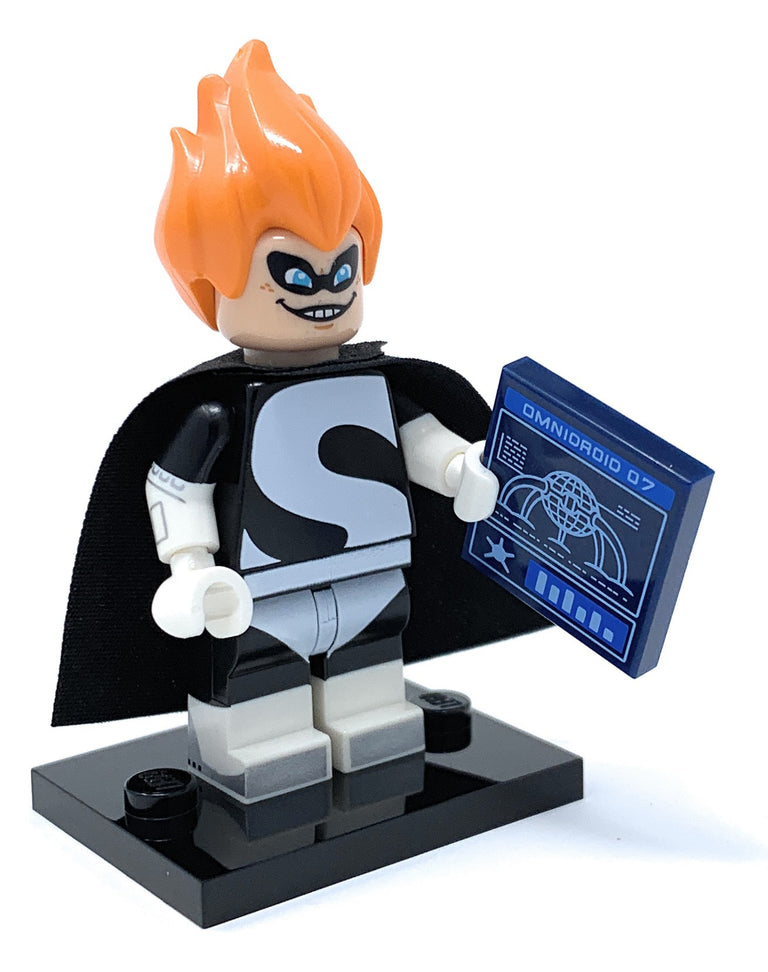 Syndrome - LEGO Disney Collectible Minifigure (Series 1)