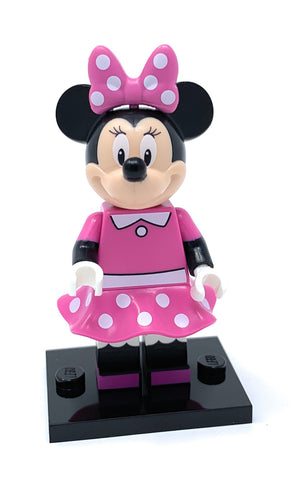 Minnie Mouse - LEGO Disney Collectible Minifigure (Series 1)