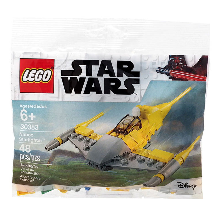 Naboo Starfighter - LEGO Star Wars Polybag Set (30383)