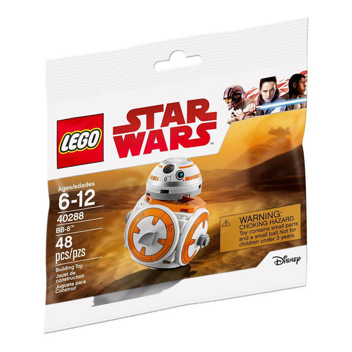 BB-8 - LEGO Star Wars Polybag Set (40288)