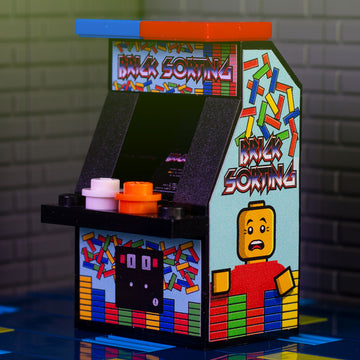 Brick Sorting - Custom LEGO Arcade Machine
