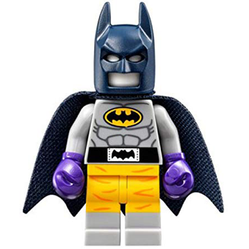 Boxer Batman (LEGO Batman Movie) - LEGO DC Comics Minifigures