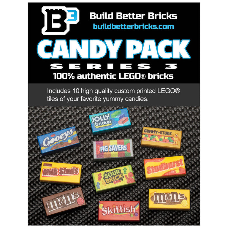 LEGO Candy Pack - Series 3