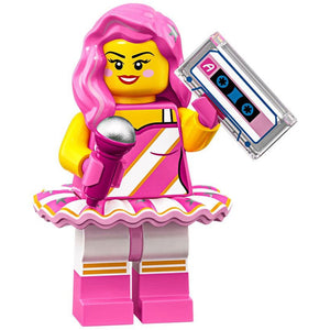 Candy Rapper - LEGO Movie 2 Collectible Minifigure