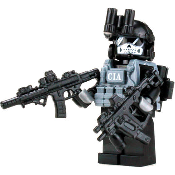 CIA Ghost SAD/SOG Commando - Custom LEGO Military Minifigure