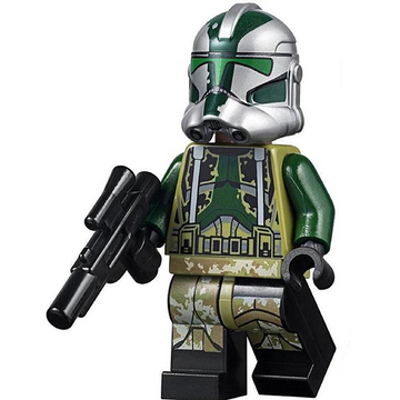 Clone Commander Gree - LEGO Star Wars Minifigure (2019)