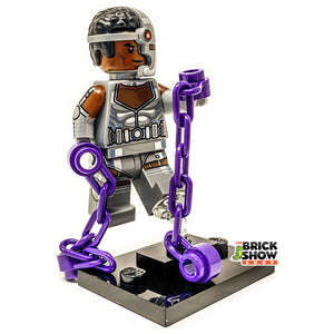 Cyborg - LEGO DC Comics Collectible Minifigure (Series 1)