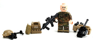 JTAC Air Force Special Forces OCP - Custom LEGO Military Minifigure